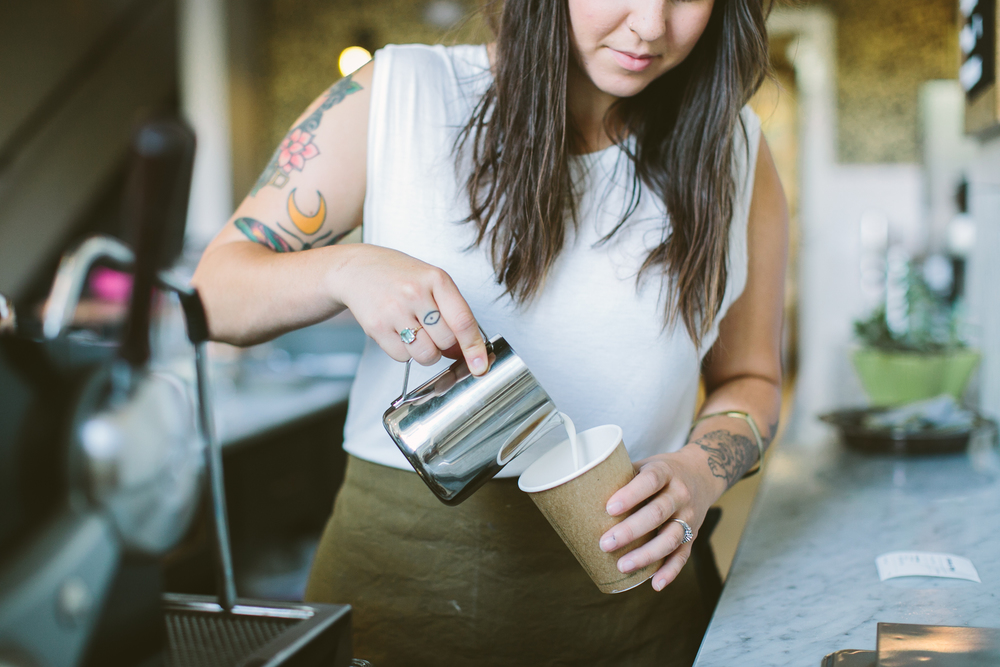 AshevilleFolk Greenville City Guide : Methodical Coffee