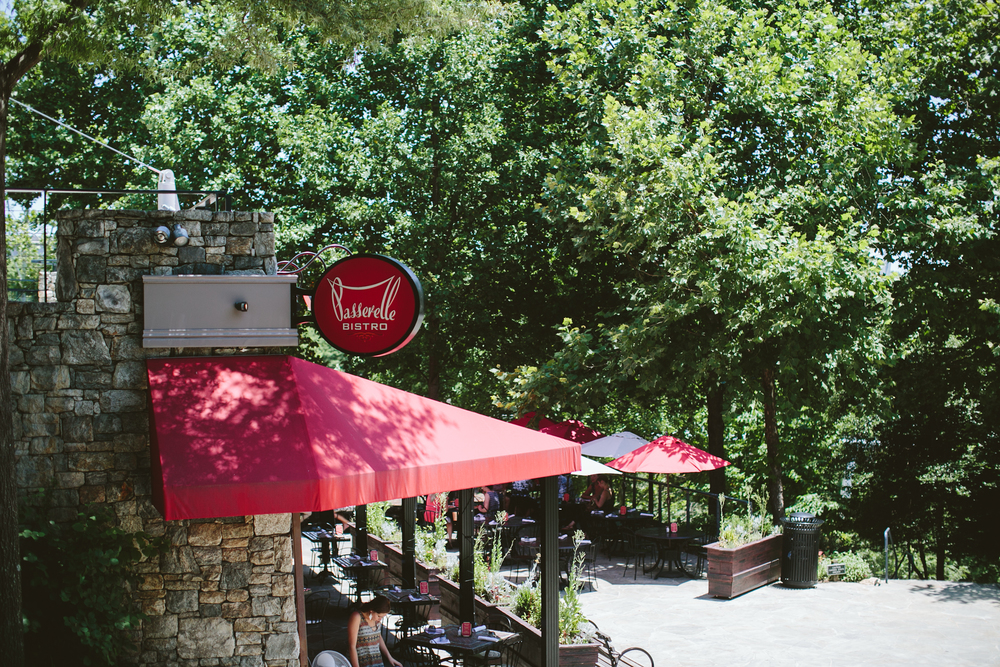 AshevilleFolk - Greenville, South Carolina City Guide: Passerelle Bistro.