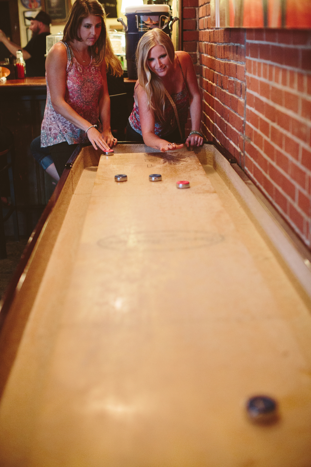 AshevilleFolk - Greenville, South Carolina City Guide: The Velo Fellow. Shuffleboard.