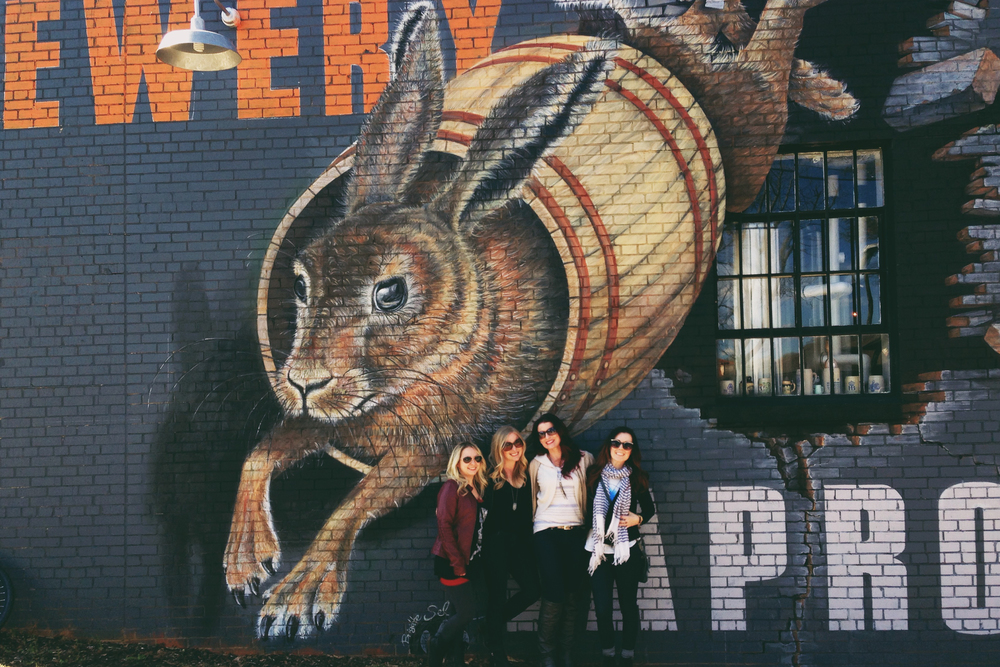 AshevilleFolk - Greenville, South Carolina City Guide: Swamp Rabbit Brewery