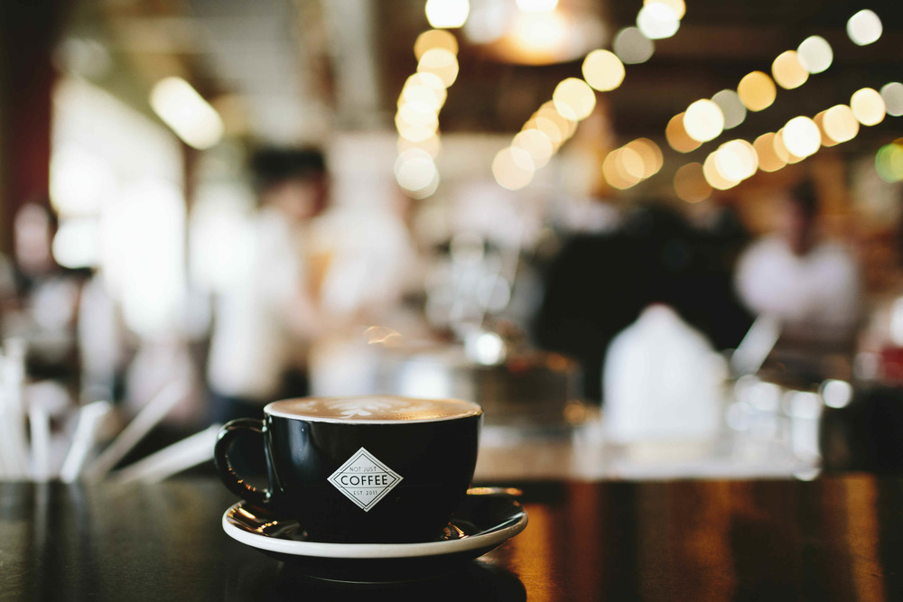 AshevilleFolk Summer City Guide: Charlotte NC with Megan Gielow. Not Just Coffee. These baristas take their cup of coffee seriously, in the best way possible.  Their pour-over brew is worth the wait, and their homemade syrups are a sweet perk.