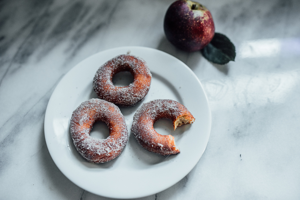Asheville Folk: Apple Cider Donut Recipe with Formations of Mental Objects