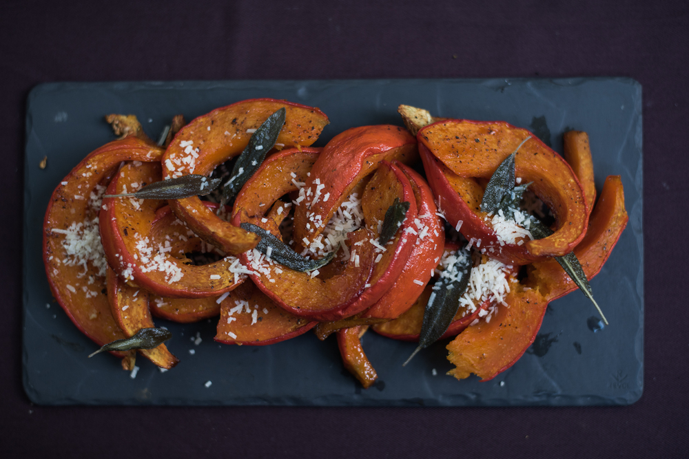 Asheville Folk: A Grown-up Halloween by Chelsea Lane. Set the table. Experiment and enjoy favorite fall flavors :  ac orn squash, roasted colorful carrots & figs  figs figs.