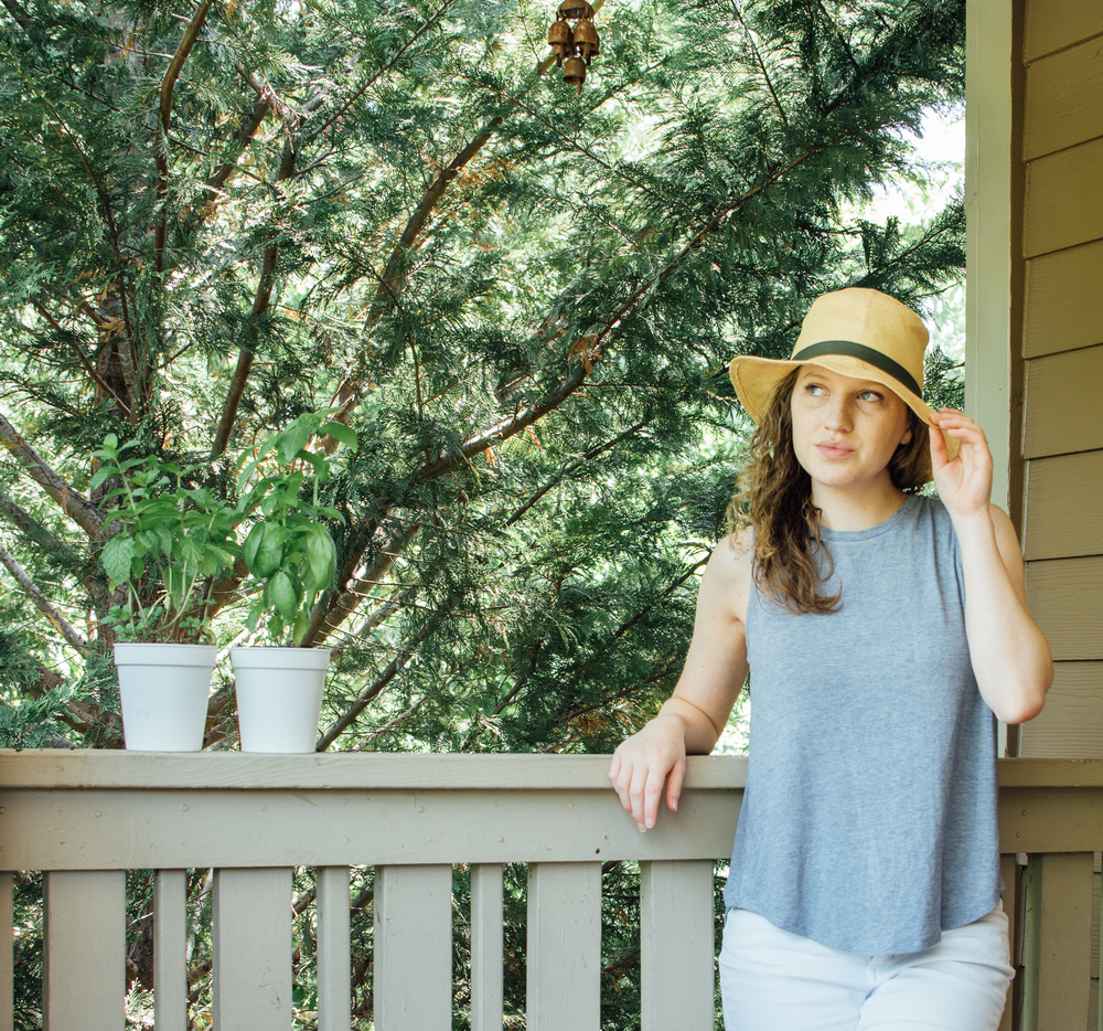 Asheville Folk: Chelsea Lane Bio
