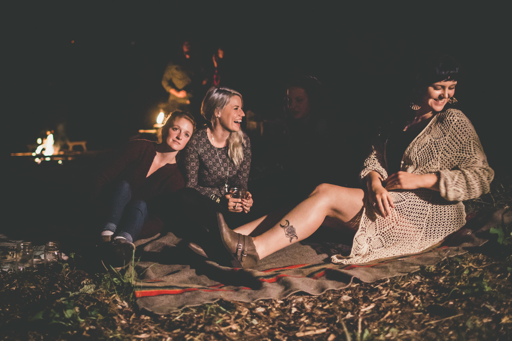 Asheville Folk Gatherings + Formations of Mental Objects. Photography by Nathan Rivers.