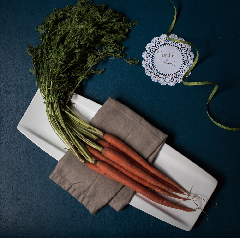 Asheville Folk: A Thrifty Christmas by Chelsea Lane. When you don't want to waste those extra carrots sitting in the crisper... set out by midnight on December 24th for Prancer.
