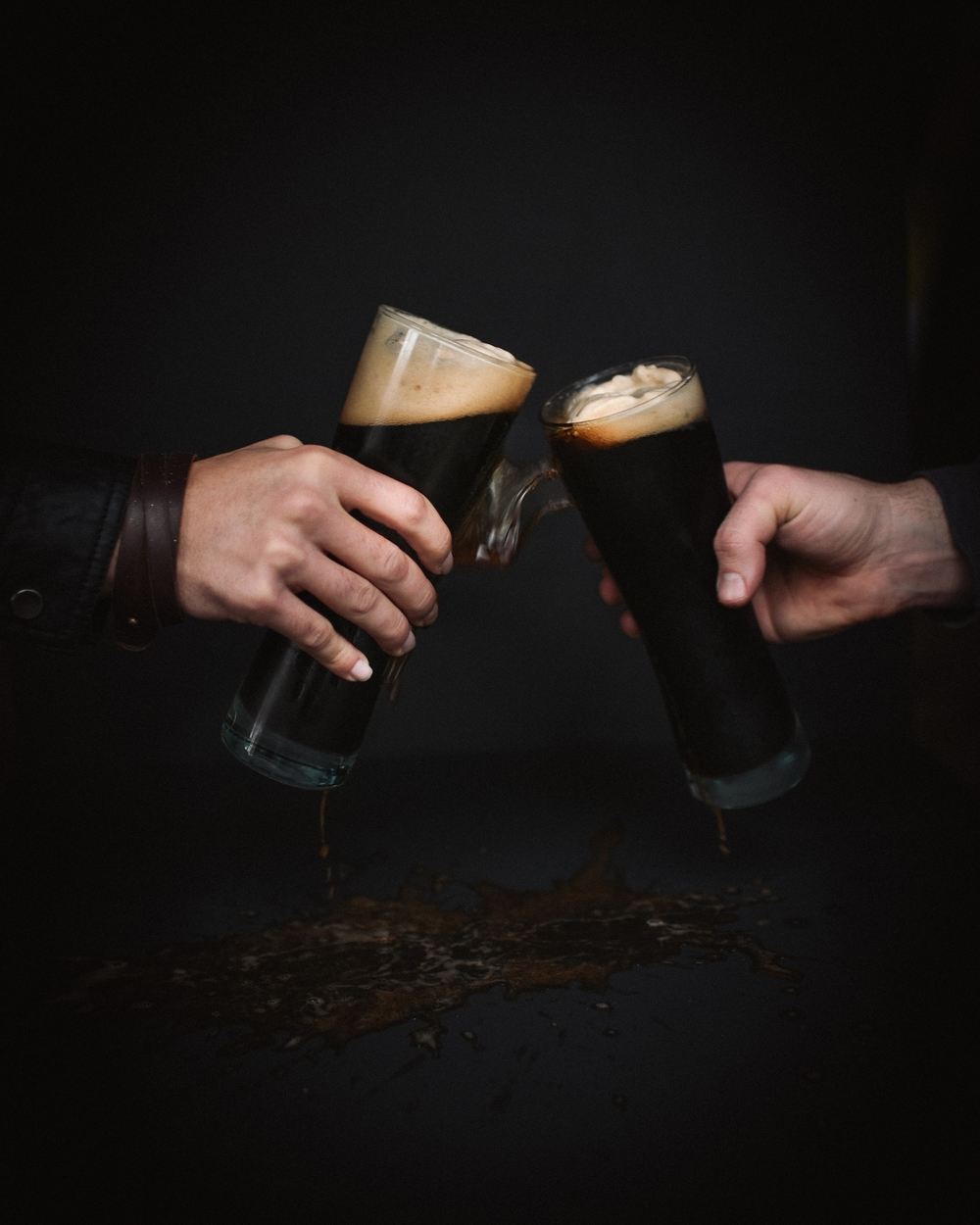 Don't forget the Guinness. Sláinte! Photo by Chelsea Lane Photography.