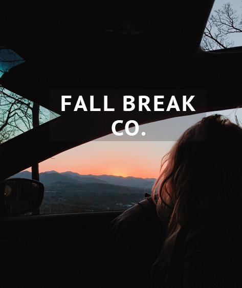 Asheville Folk: Fall Break Co
