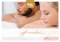 Reef House Spa Marketing Postcard Design by Spa Wellness Consulting Australia