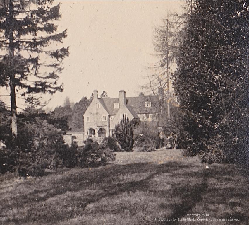 Hengrove 1934