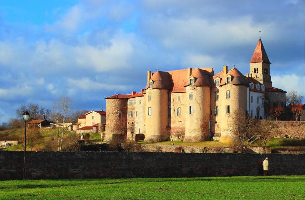 Le chateau de Pommiers
