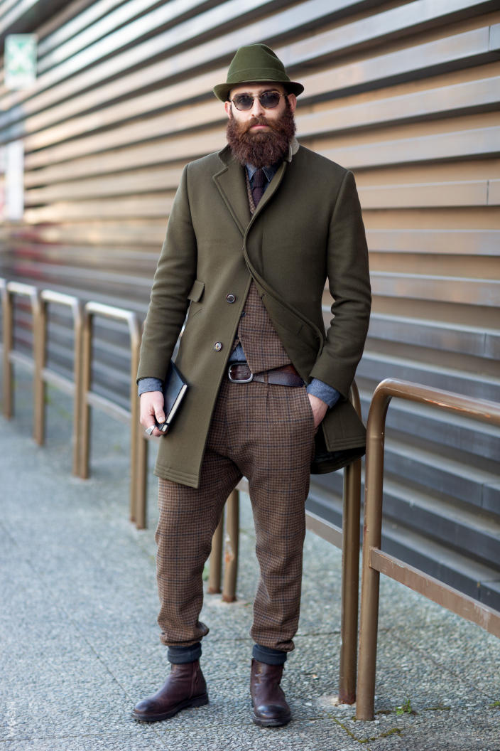 Street Style, Florence