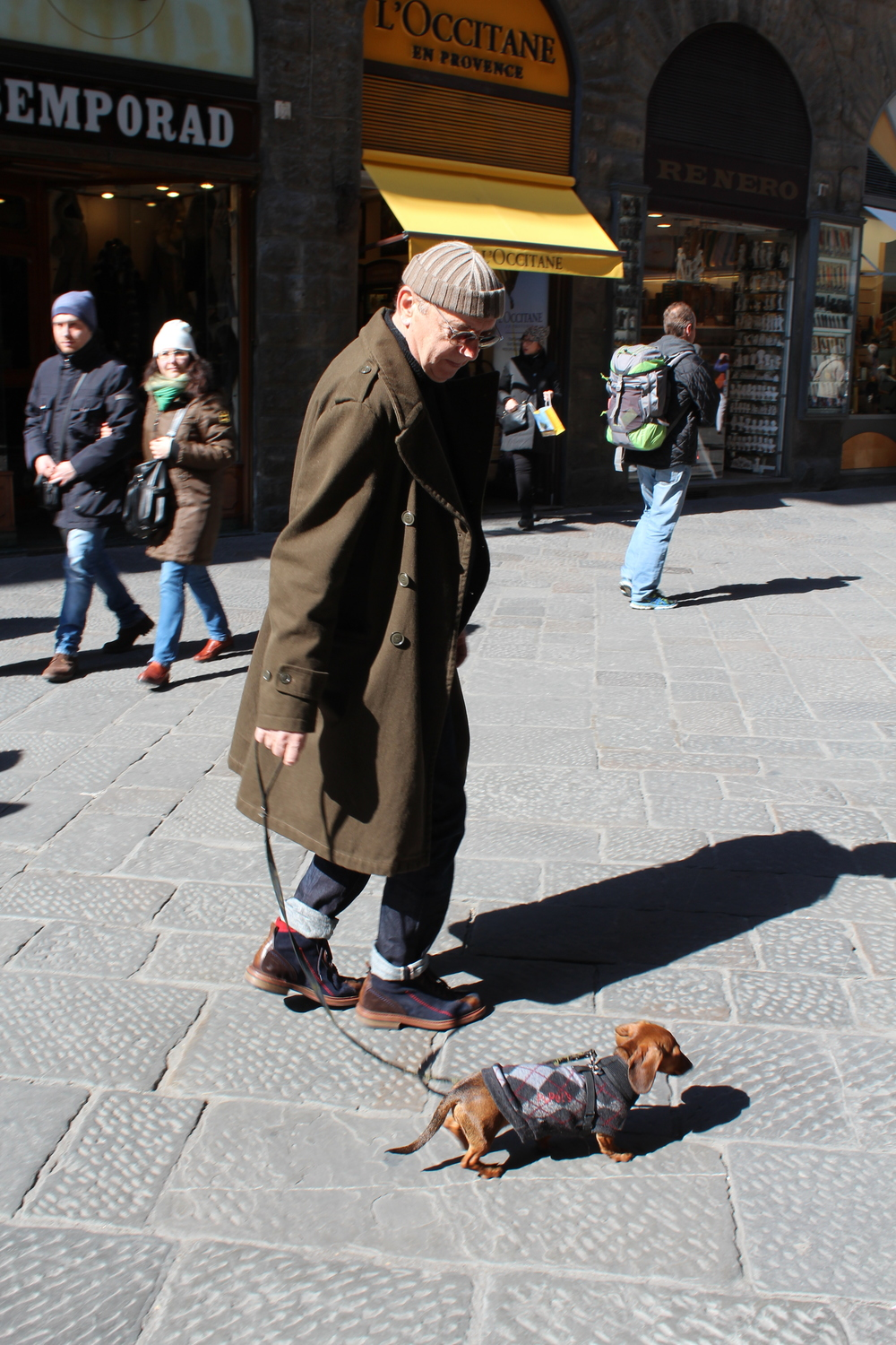 Florence, Street Style