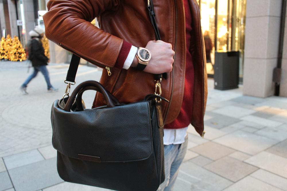 Theo Blix Mens Fashion blog Mens Style Blog .QG Style best male blog men style mens fashion blog focusing on preppy Scandinavian style long hair styles for men