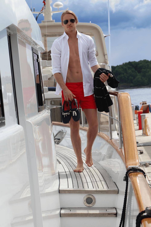 Theo Blix Mens Fashion Blog