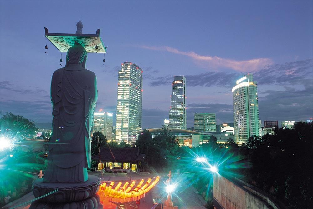 29 enero. SEOUL - Bongeunsa Temple.jpg