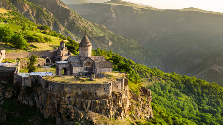 Monasterio de Geghardavank