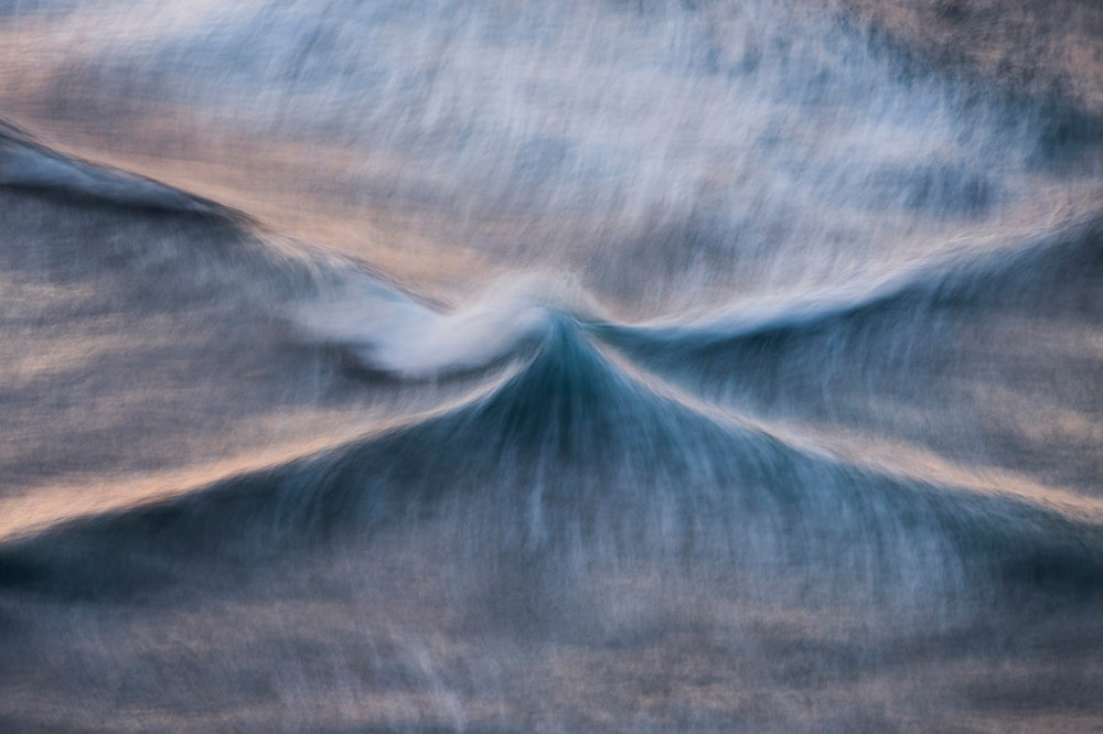 Tessellated Seas | Winner - Nikon Surf Photo of the Year 2018 | Honourable Mention – International Photography Awards 2017