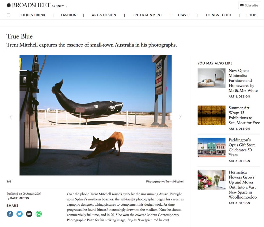 Broadsheet Sydney - Featured: Australia Seriously exhibition
