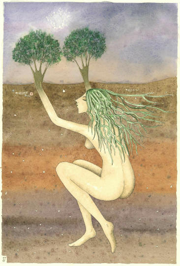 Earth Woman - 1998