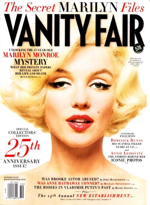 Vanity Fair 掌握人物生活身處與心靈底層三要點:名人、醜聞、謀殺