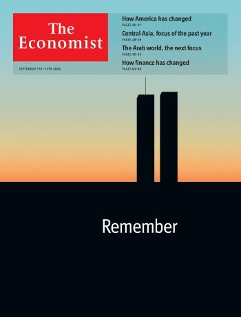 The Economist 面對災難不急不徐,面對人事的興亡衰弱卻要有著深刻的同情,書寫人類在面對所有現代生活的知識