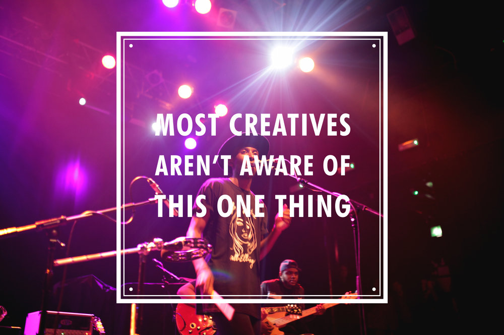 most creatives aren't aware of this one thing