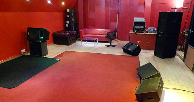 bush studios studio 4 shepherds bush