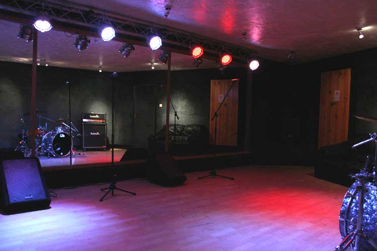 rehearsal space in London