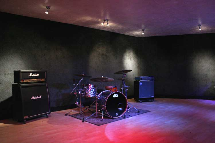 rogue studios london rehearsal space