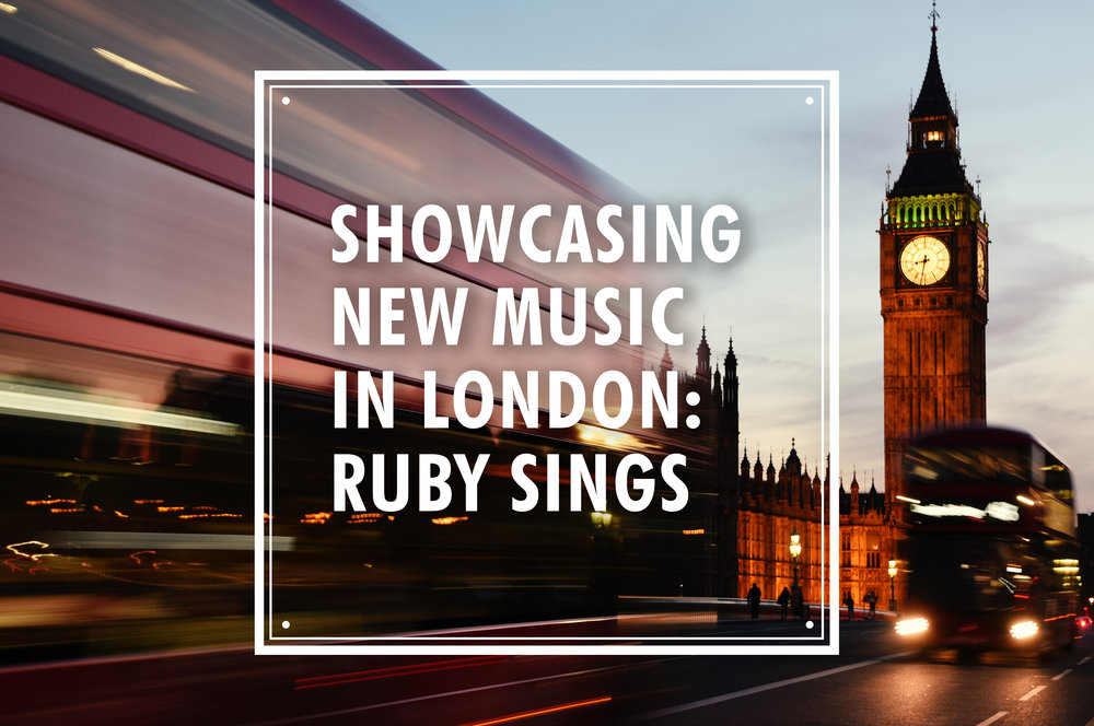 ruby sings london