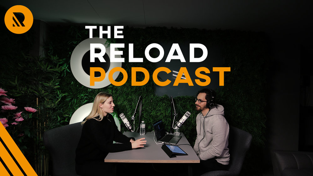 raw material and music the reload podcast