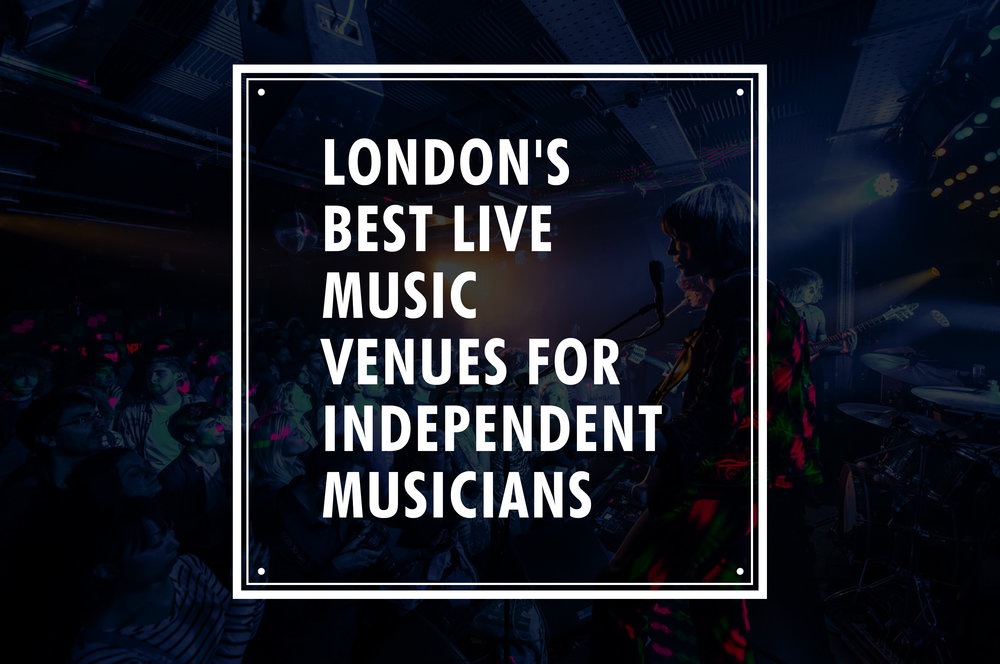 london's best live music venues