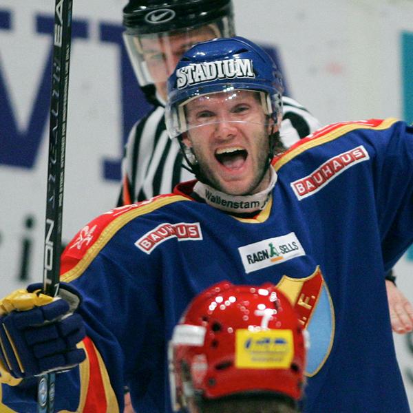 Nisse Ekman  Ishockey