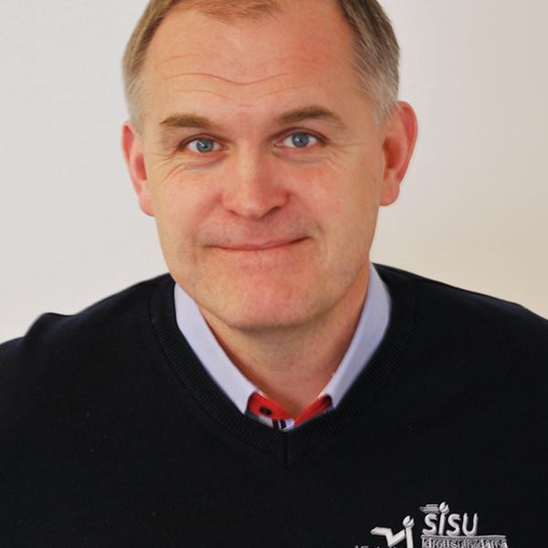 Niclas Bromark  Länsidrottschef, VIF