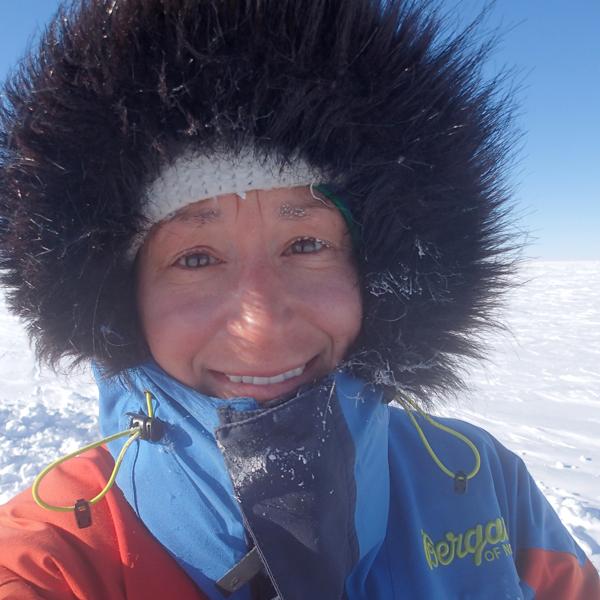 Johanna Davidsson  Åretskvinnliga äventyrare 2014