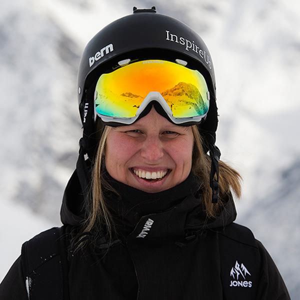 Anna Karlström  Inspire Us