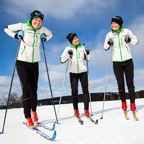 Marie, Anne & Cathrine Mörk  Sportkullen
