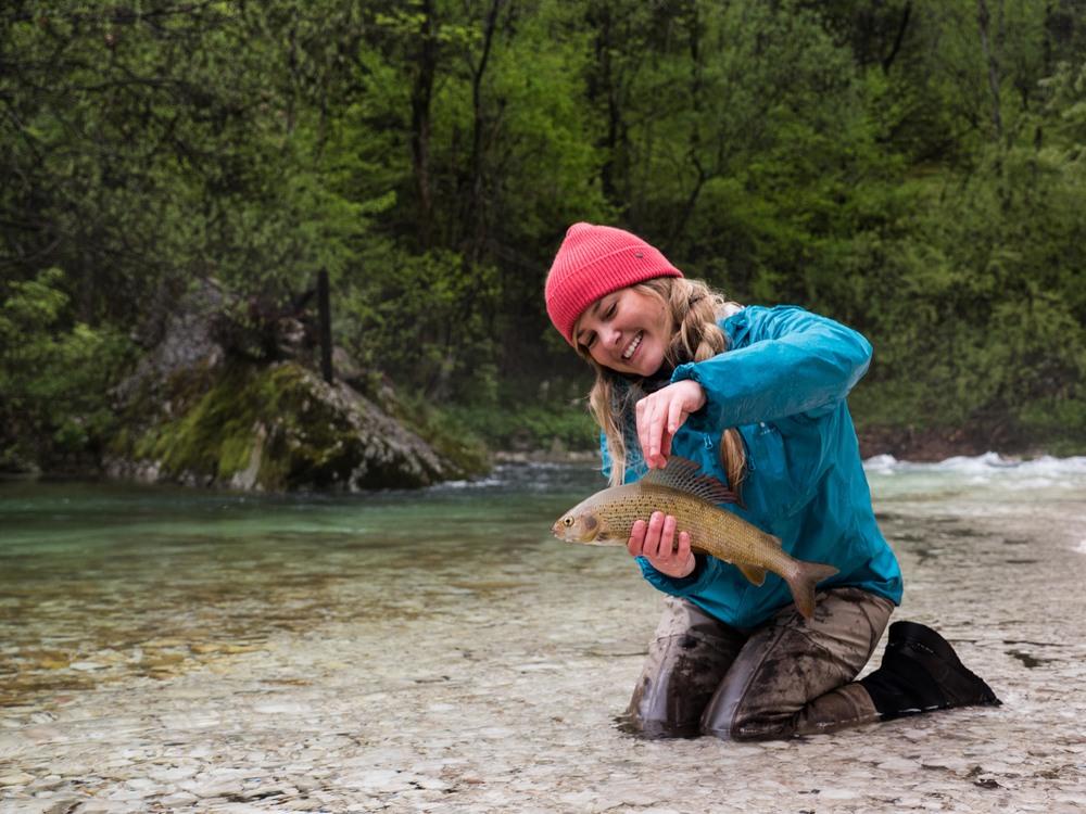 EMILIE BJÖRKMAN  Professional Fly fisher
