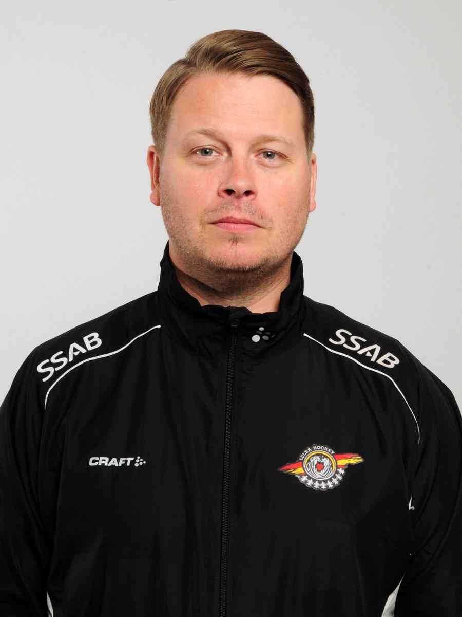 FREDRIK GLADER   Luleå Hockey