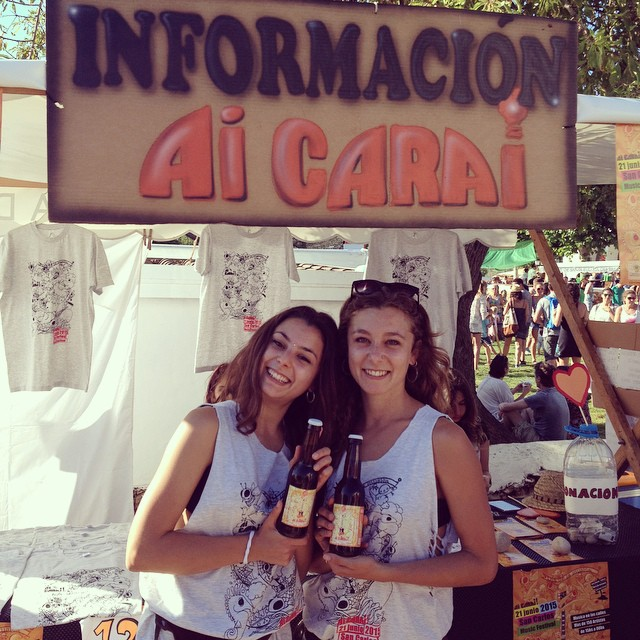 Cerveza artesana IBOSIM, Ai Carai especial edition!