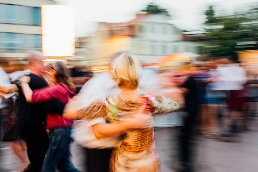 »Weimar tanzt«, Geburtstagsfest der Lebenshilfe am 23.08.15. Foto: Candy Welz