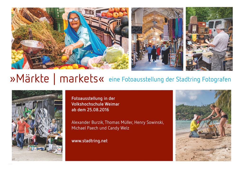 »Märkte | markets«