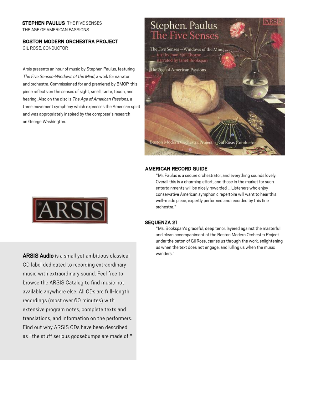 Paulus - Arsis 153 one-sheet.png