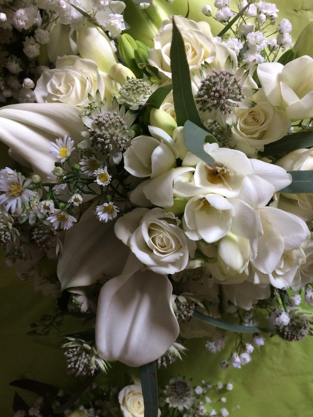 Sue Davies Flowers - Bridesmaid's Bouquet