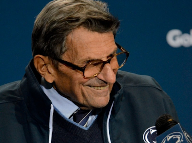 JoePa's Wins Restored: Through the Eyes of a Senior and Freshman