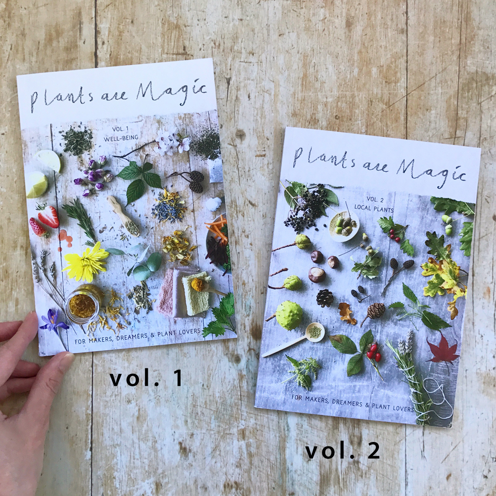 plants are magic magazines vol 1 and 2.jpg