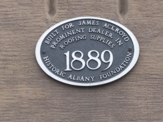 67 Ten Broeck Street plaque.JPG