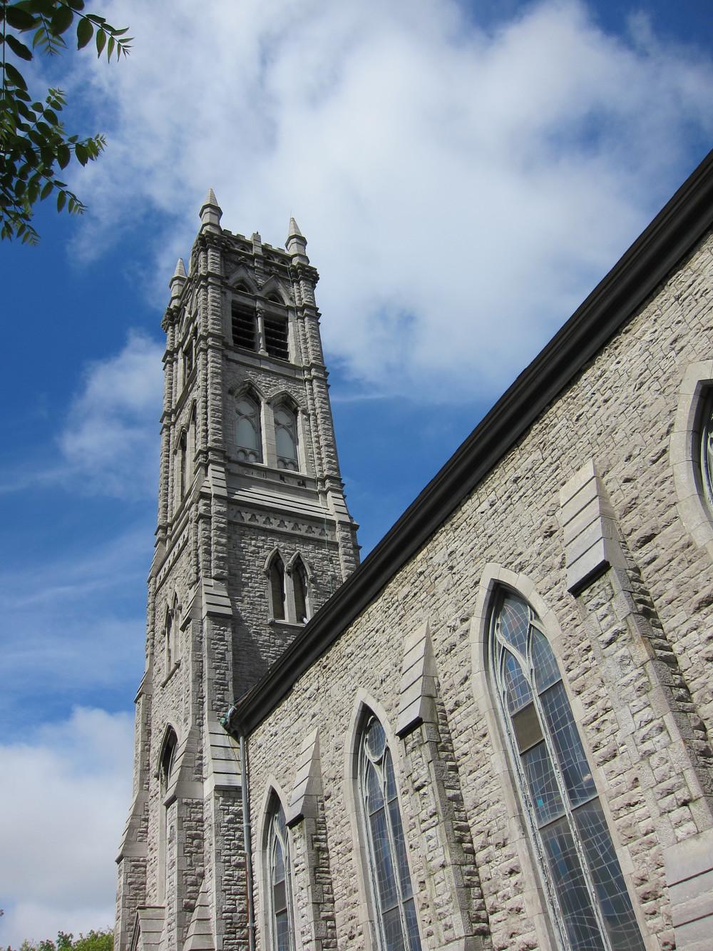 Emmanuel Baptist Church at 275 State Street
