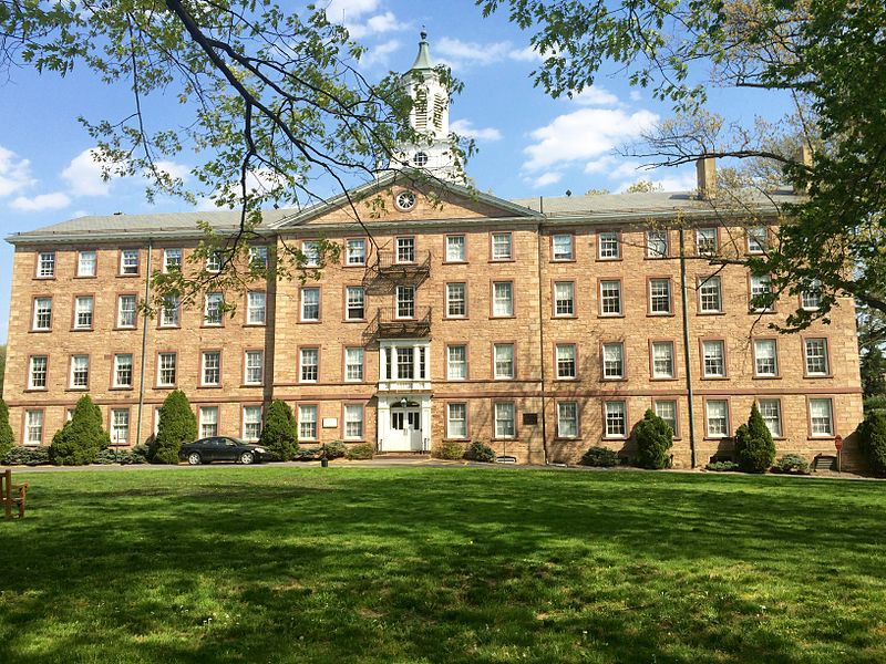 Princeton Theological Seminary (Wikimedia Commons)